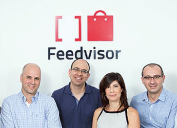 ISRAELI ALGO-COMMERCE CO FEEDVISOR RAISES $5m